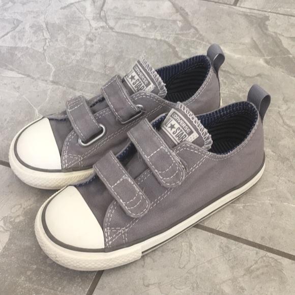 Converse Shoes | Gray Converse Unisex